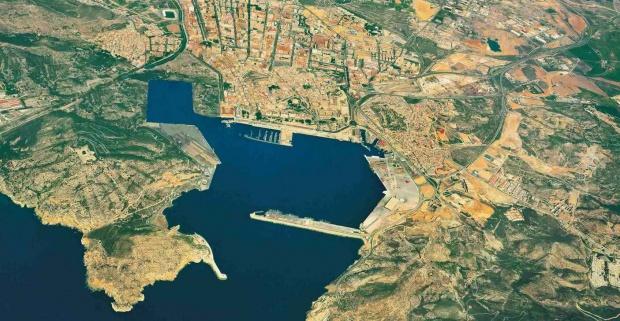 Mapa De Cartagena Murcia.Mapas Satelitales De Murcia