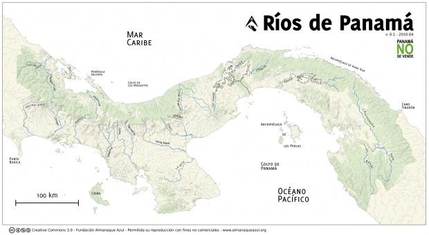 Ríos de Panamá 2010