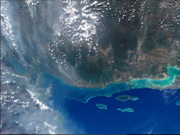 Cielo Humeante en Belize