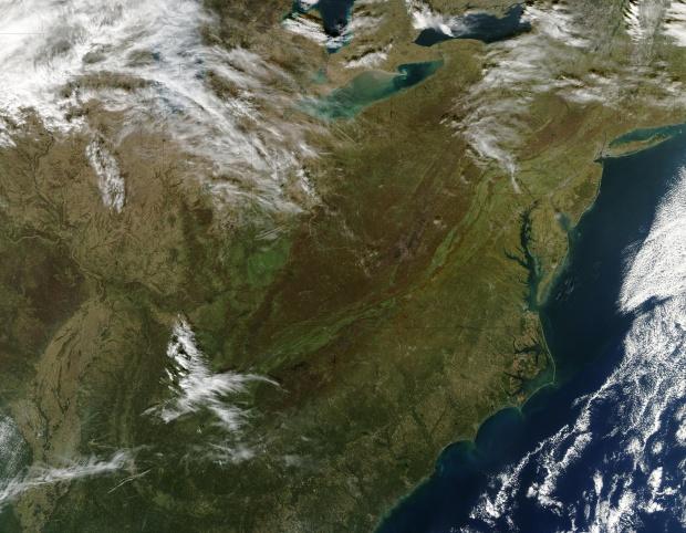 Estados Unidos oriental