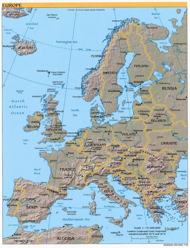 Europa 2003