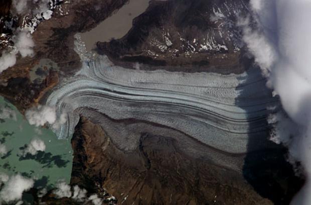 Glaciar Viedma, provincia de Santa Cruz, Argentina