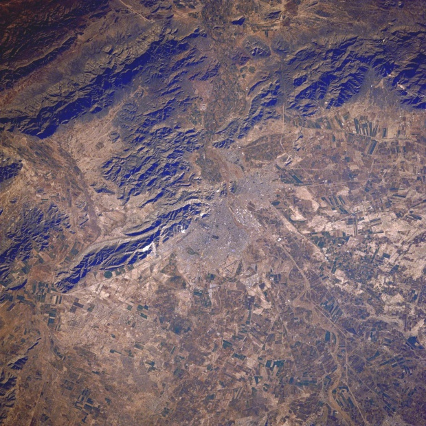 Imagen, Foto Satelite de Torreón, Coahuila, Mexico