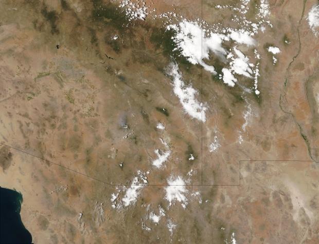 Incendios en Arizona