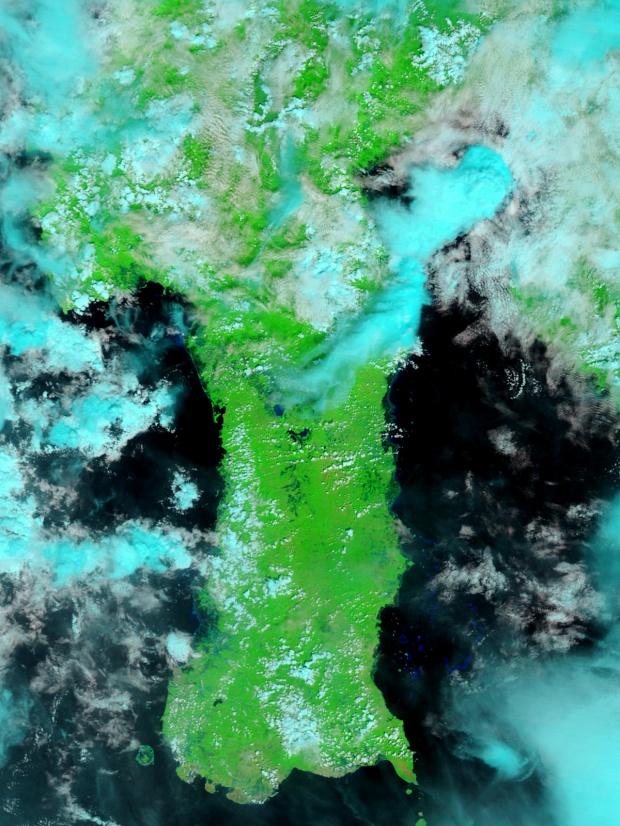 Isla Sulawesi, Indonesia