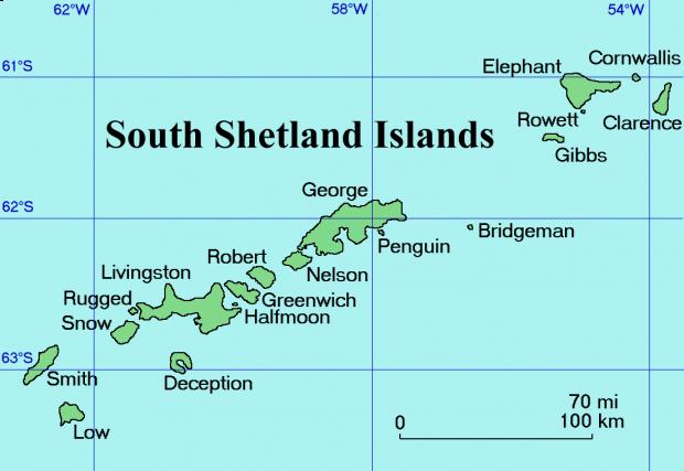 Islas Shetland del Sur 2004