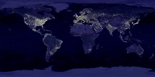 La Tierra de Noche