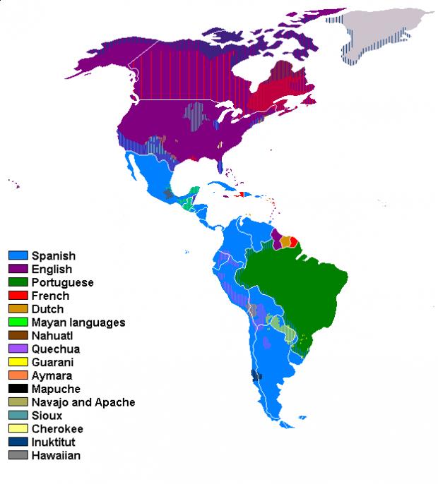 Lenguas de América 2009