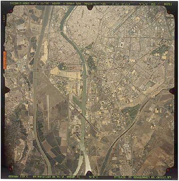 Mapa Satelital De España.Mapas Satelitales De