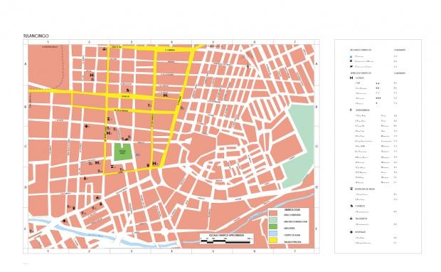Mapa Tulancingo, Hidalgo, Mexico