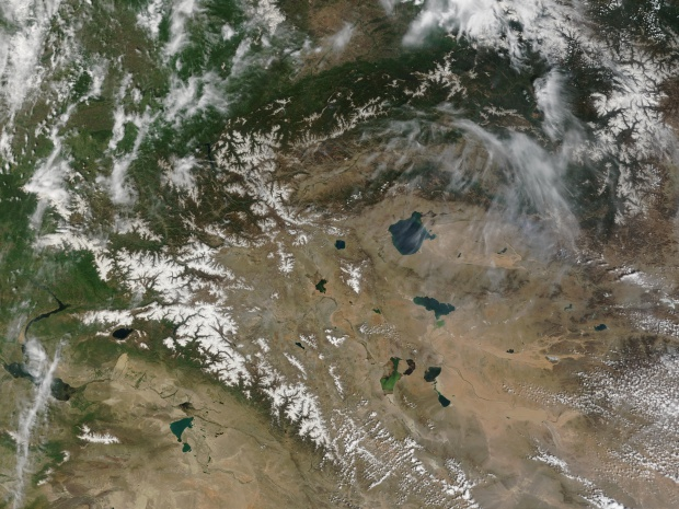 Mongolia occidental