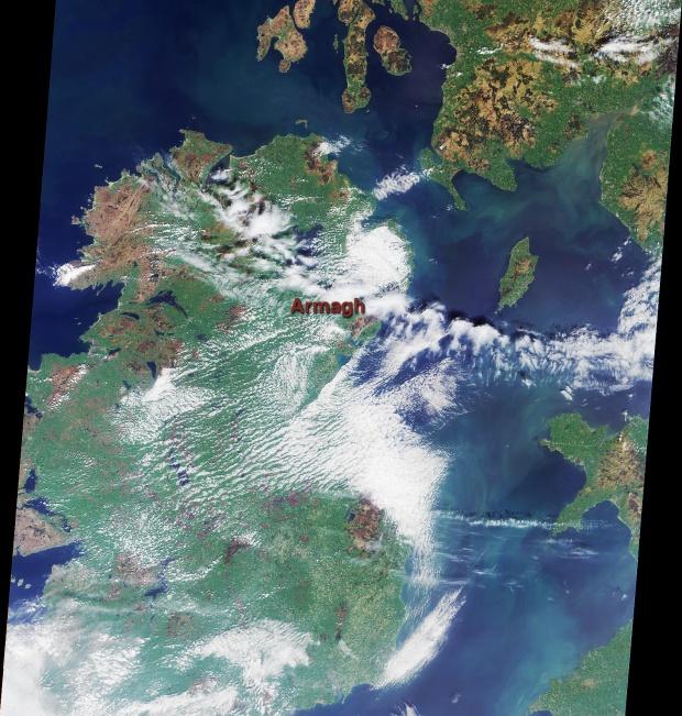 Norte de Irlanda