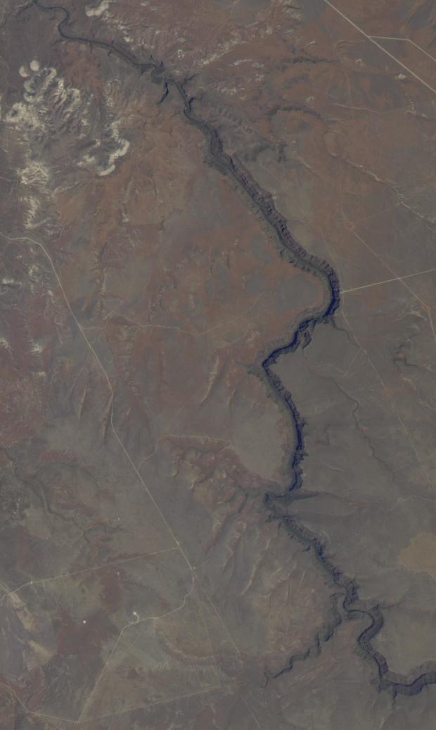 Río Bruneau, Idaho