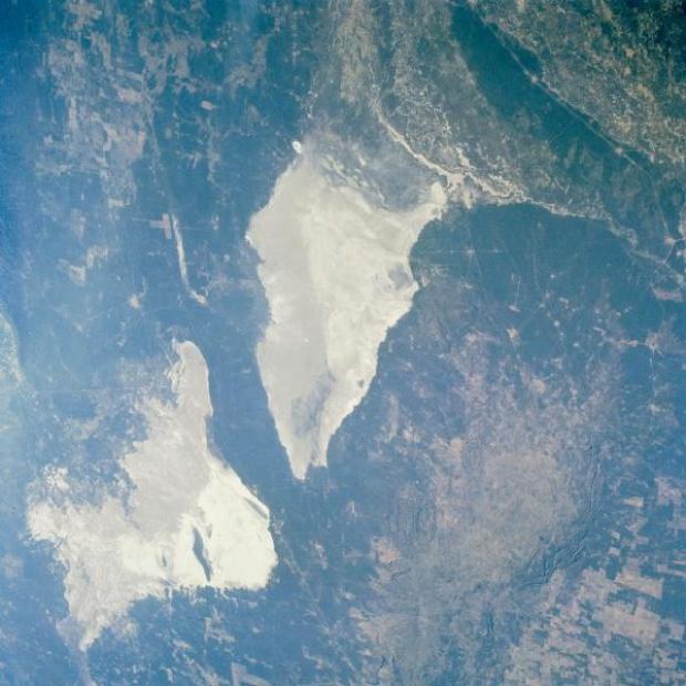 Salinas de Ambargasta y Grande
