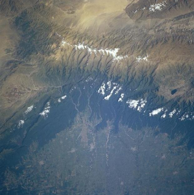 Sierra del Aconquija, Argentina